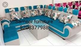 L modular sofa set curnar set 820