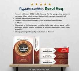 Buku Riyadhus Shalihin jual modal atau rugi sedikit