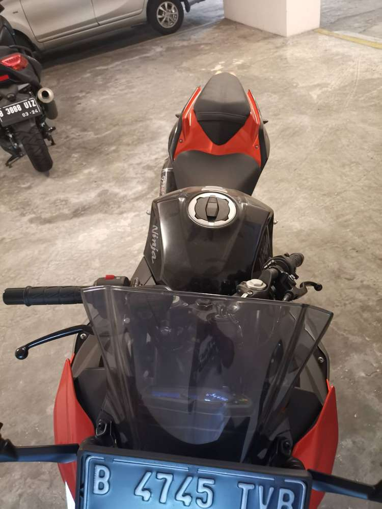 Ninja 250 2018 ABS like new low kilometer!