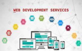 Website Development Services and Web Developer available