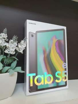 Dijual Samsung Galaxy Tab S5e Baru Segel Garansi SEIN