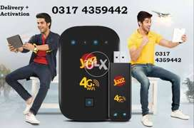FASTEST ZONG Wifi LTE CLoUD NEW PIN PACK 1 YEAR WaRntiy MOKY PY OK