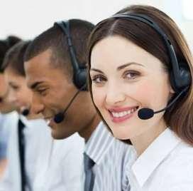 Urgent requirement for female receptionist