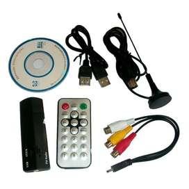 Gadmei UTV-380 USB 2.0 TV Tuner untuk laptop/notebook
