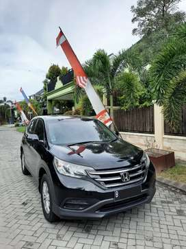 Honda crv 2.0 matic hitam balikpapan