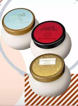 Parfum Body Cream