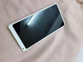 Xiaomi mi mix 2 white komplit