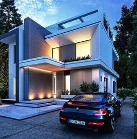 Pembuatan Rumah dan Gedung Perkantoran