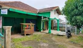 Dijual Rumah beserta 2 kios di palembang