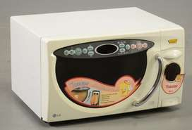 LG KOREA MICROWAVE OVEN + TOASTER 26L MD-2642GT IMPORTED10/10condition