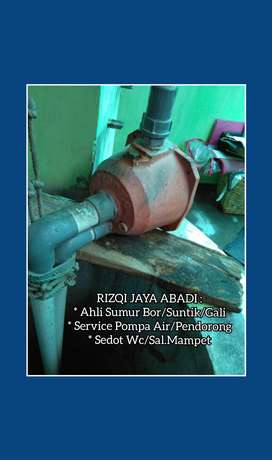 Service Pompa Air Servis Sanyo Pendorong Otomatis Pompa Mati Jogja