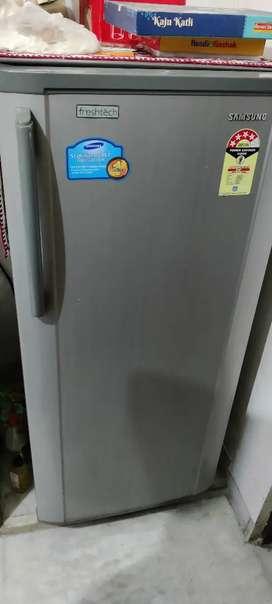 Samsung fridge 195 liters capacity
