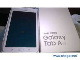 samsung glaxy android tabA6 but verssionA7 2016 moddel 4G l