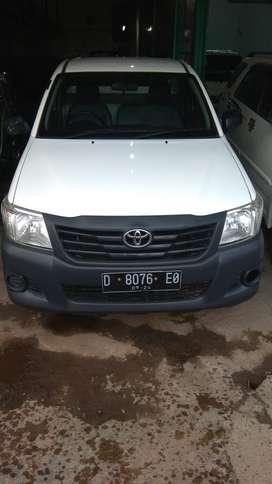Jual Toyota Hilux pick 2014 harga145 jt Nego