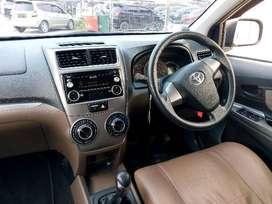 Toyota Avanza G MT 2016 (unit Lelang)