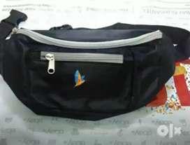 Waist Bag with 2 pockets