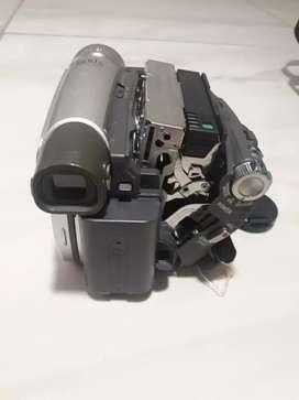 Sony DCR-HC46E second nego