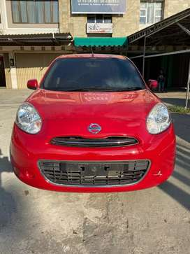 Nissan march 2013 1.2 A/T km 54rb