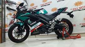 Yamaha R15 v3 black Doff - eny motor