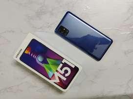 Brand New Samsung Galaxy M51 6/128GB variant