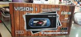 Vision i rear view screen camera
