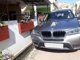 BMW X3 xDrive20d, 2013, Diesel