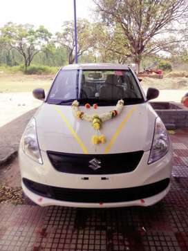 2021 swift dzire vehicle for monthly and daily rent basis with driver