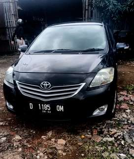 Toyota Vios G AT limited 2012