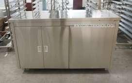 Custom Cabinet stainless steel harga produsen langsung klaten