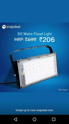 LED Lights with 50watts