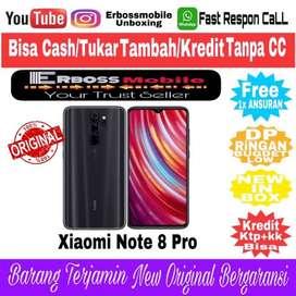 Xiaomi Note 8 Pro[6GB/128GB] New Resmi TAM Cash/Kredit/TT Bisa DP800RB