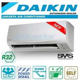 AC Daikin 1/2 pk Standard Bisa di Kredit