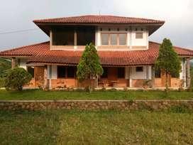Rumah Villa 6700 m2 Murah View Bagus di Bojong Wanayasa Purwakarta
