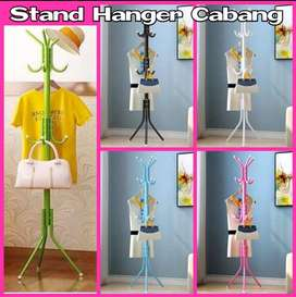 Stand hanger cabang