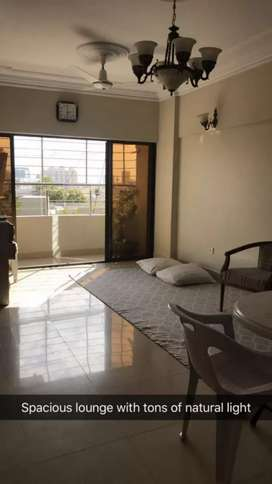 4 Bed, Drawing, Tv Lounge Flat For Sale At Kutchi Memon Society