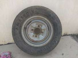 Tata ace Rim with tyre