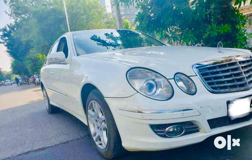Mercedes-Benz E-Class 2006 Diesel in showroom condition 0