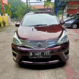 Nissan Grand Livina HWS autech th 2014