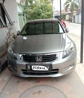 Honda Accord 2,4 VTil type tertinggi thn 2008 istimewa full elektrik