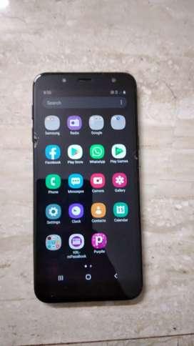 Samsung j6 3gb 32 gb