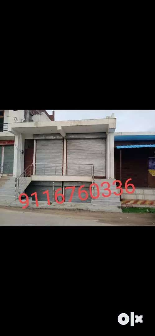 Shop for sell in new loha mandi road 0