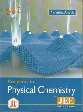 Physical Chemistry By N. Avasthi