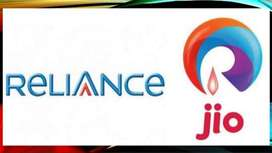 Call for Helper and supervisor jobs for Reliance Jio