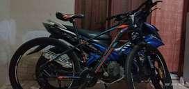 sepeda gunung rubick xc 74