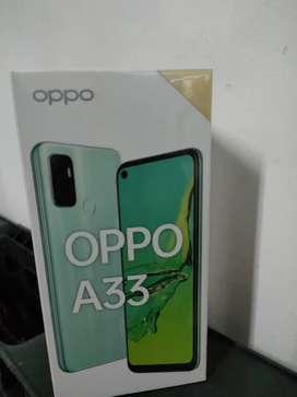 Sale Oppo A33 Ram 3/33