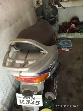 Good condition self start new batery