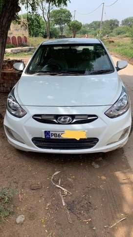 Hyundai Verna 2012 Well Maintained