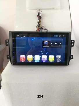 maruti sx4 android touch stereo