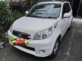 Jual Santuy Toyota RUSH Type G. 1.5 MATIC