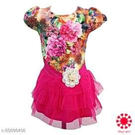 Gaun anak perempuan yang mentereng,kelereng Gareng